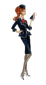 Stewardesssketch