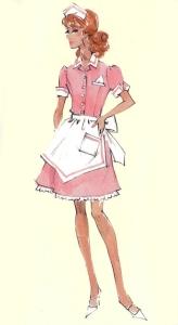 Waitresssketch